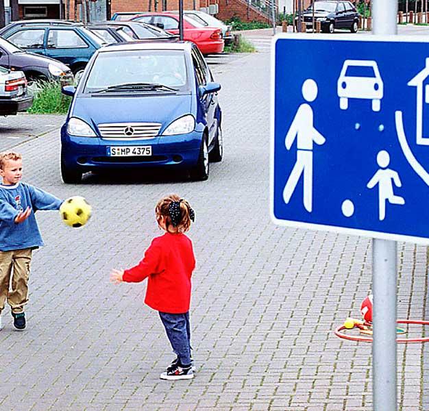 дорожные знаки и ситуации на дорогах в картинках